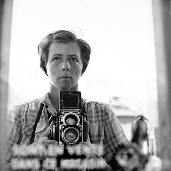 1959 ©Estate of Vivian Maier, Courtesy of Maloof Collection and Howard Greenberg Gallery, NY — Cortesía de  diChroma photography