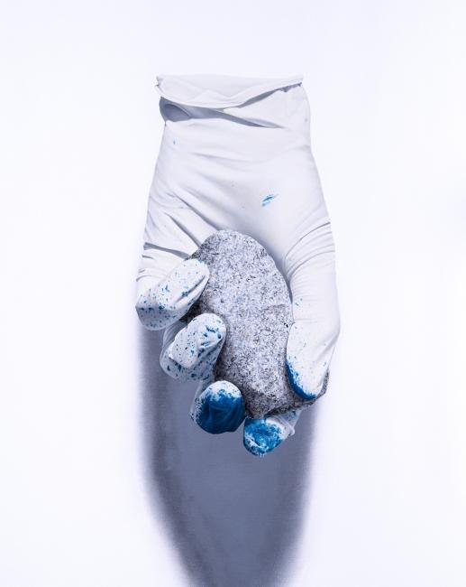 Nuno Viegas - Glove x Granite Rock II — Cortesía de Plastic Murs