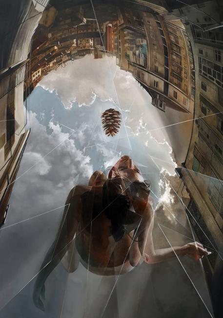 Vesod - Gravitational Distortion 20.5 — Cortesía de Plastic Murs