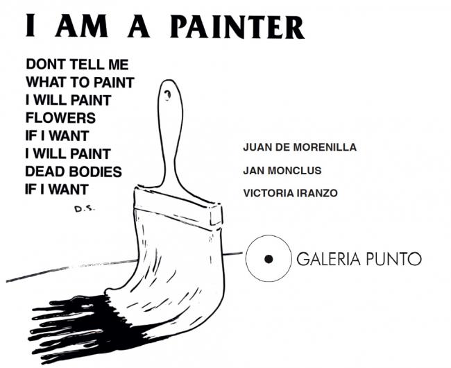 I am a painter