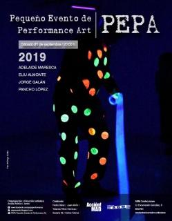 Pequeño Evento de Performance Art - PEPA
