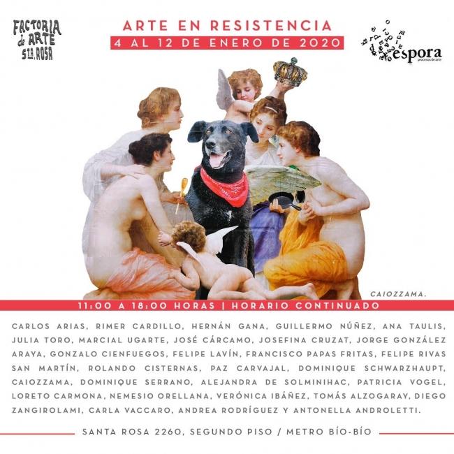 Arte en resistencia