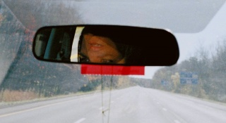 Miguel Calderón. Retrovisor, 2020. Cortesía del artista / Courtesy of the artist