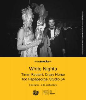 White Nights. Timm Rautert, Crazy Horse / Tod Papageorge, Studio 54
