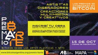 Premio B.Arte - Fundación Bitcoin Iberoamérica