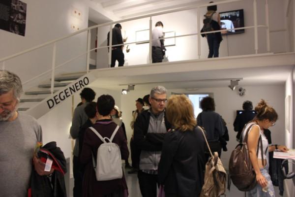 Exposición DEGENERO. Imagen: Melanie López