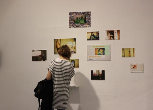 Exposición DEGENERO. Fotografía: Melanie López