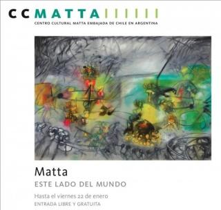 Matta, Este lado del mundo