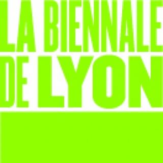 Logotipo. Cortesía de la Biennale de Lyon