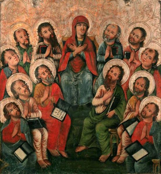 Iconos bielorrusos: Misterios del tiempo y del espíritu