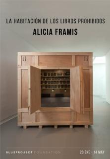 Alicia Framis, La habitación de los libros prohibidos