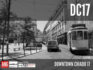 Downtown Chiado 17. #DC17