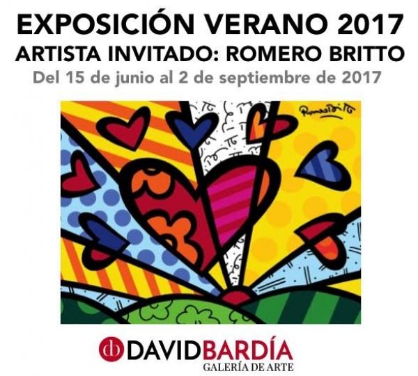 EXPOSICIÓN COLECTIVA DE VERANO 2017