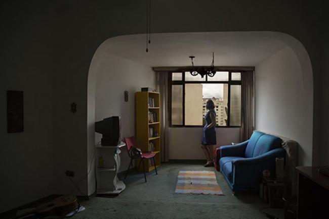 Judith Romero, De la serie Otras mujeres, San Pablo, Brasil, 2014. Cortesía de la artista