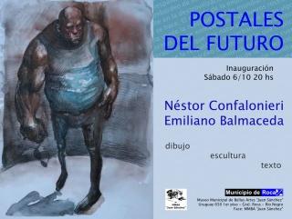 Postales del futuro