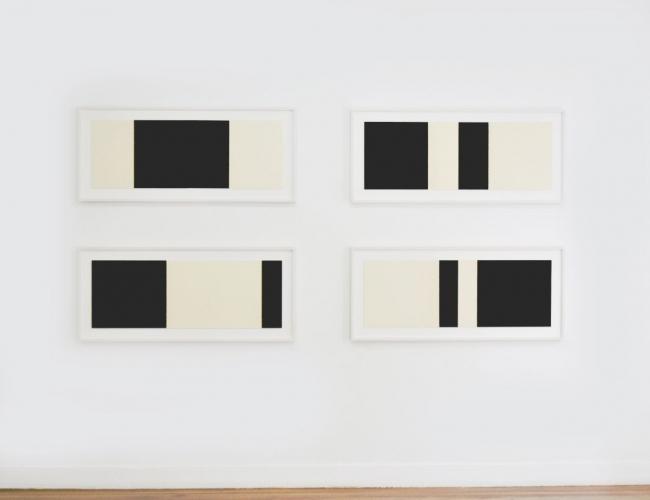 Richard Serra, Horizontal Reversal, 2017 — Cortesía de La Caja Negra Ediciones