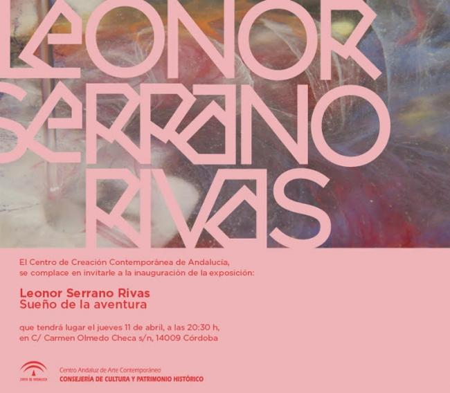 Leonor Serrano Rivas. Sueño de una aventura