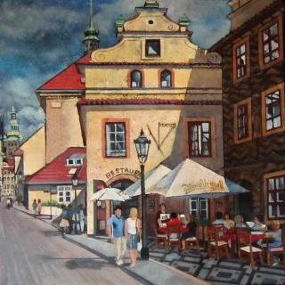 Katerina Alavedra-Duchoslav — Cortesía de la Sala Rusiñol