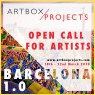 Open Call Artbox.Project Barcelona 1.0