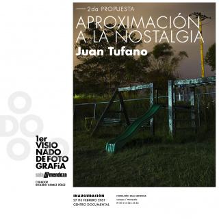 Juan Tufano. Aproximacio?n a la nostalgia © Sala Mendoza 2021
