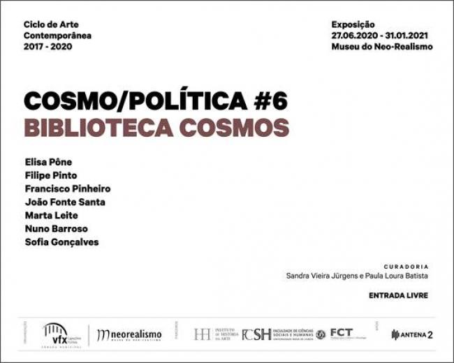 Cosmo/política #6. Biblioteca Cosmos