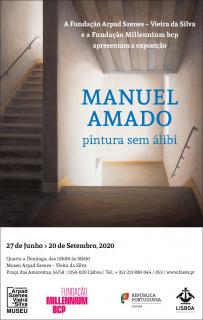 Manuel Amado. Pintura sem álibi