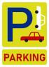 Olmo Blanco. Parking — Cortesía de la Galería Metro