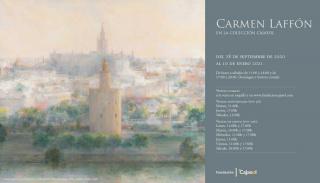 Carmen Laffón en la Colección Cajasol