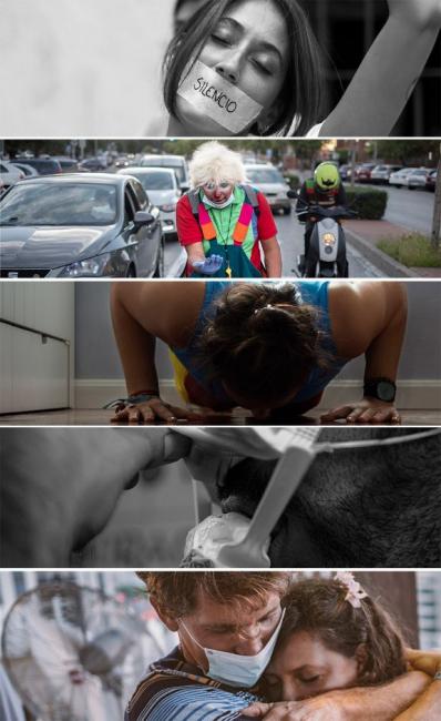 """Jóvenes fotógrafas urbanas. Retrata y comparte tu """"nueva normalidad"""" — Cortesía del Museo Nacional de Antropología"""
