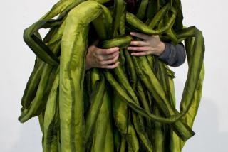 Un encuentro vegetal - Detalle de A Great Seaweed Day: Gut  Weed (Ulva Intestinalis), Ingela Ihrman,  2019
