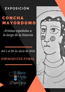 Concha Mayordomo. Artistas españolas a lo largo de la historia