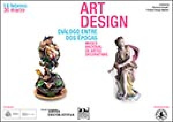 ART DESIGN: DIÁLOGO ENTRE DOS ÉPOCAS