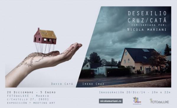 Desexilio. Cruz/Catá