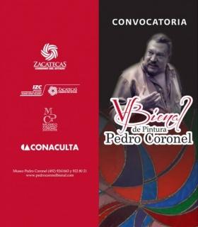 V Bienal de Pintura Pedro Coronel - 2015