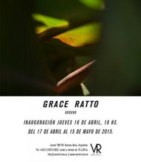 Grace Ratto, Sosiego
