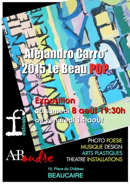 Le Beau Pop Poster