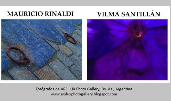 Mauricio Rinaldi - Vilma Santillán