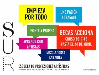 Becas Acciona 2017-2019
