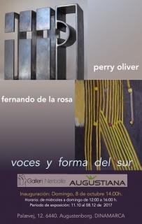 PERRY OLIVER Y FERNANDO DE LA ROSA