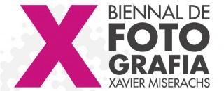 Logotipo. Cortesía de la Biennal de Fotografía Xavier Miserachs