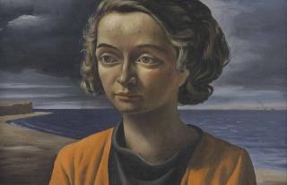 UN PASADO EXPUESTO: CAMINOS DEL ARTE ENTRE 1918 Y 1968. Berni, Antonio, Retrato