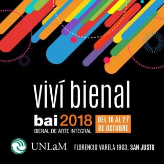 Bienal de Arte Integral - BAI 2018