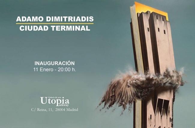 Adamo Dimitriadis. Ciudad Terminal