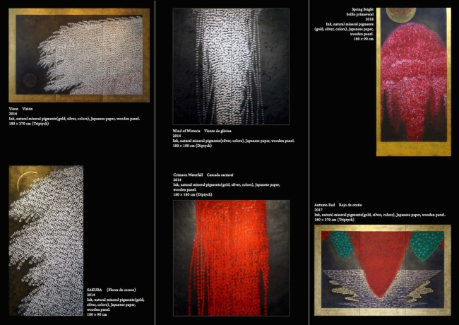 Obras de Hiromitsu Kato
