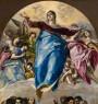 El Greco, L'Assomption de la Vierge (détail), 1577-1579, huile sur toile, 403,2 x 211,8 cm, Etats- Unis, Chicago, The Art Institute of Chicago / Photo © Art Institute of Chicago, Dist. RMN-Grand Palais / image The Art Institute of Chicago