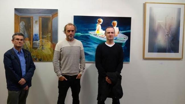 En la imagen los ganadores de la edición anterior — Cortesía de Urretxuko Kultur Etxea
