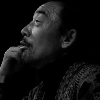 Kenryo Hara, retrato — Cortesía de Galería O+O (Oriente & Occidente)