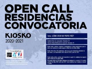 Residencias Kiosko 2020-2021