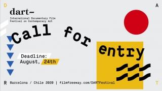 Convocatoria para participar en DART Festival 2020