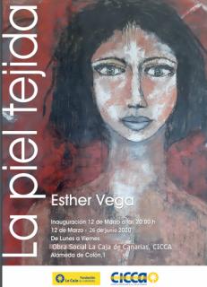 Esther Vega. La Piel Tejida